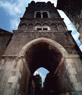 Campanile del Duomo di Casertavecchia