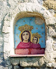Dipinto Eremo di San Vitaliano