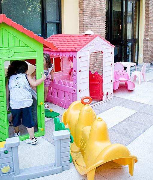 Hotel Caserta Antica - Giochi per Bambini
