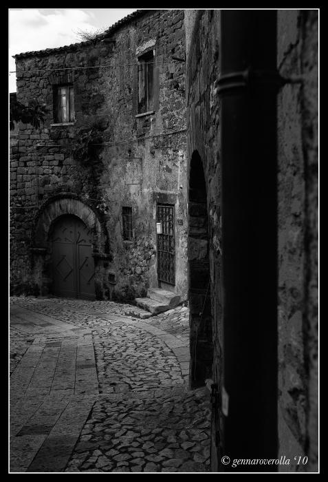 Casertavecchia-Vicolo