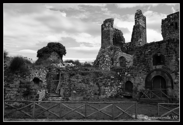 Casertavecchia - Il castello