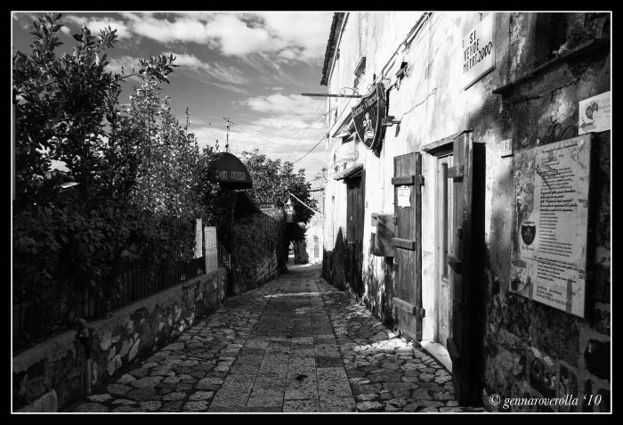 Casertavecchia- Vicolo