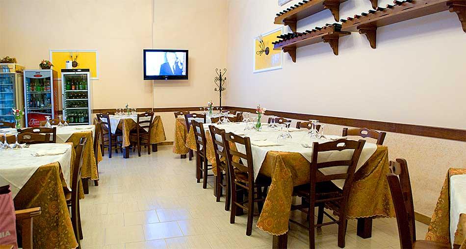 Sala ristorante Colli Tifatini - Pozzovetere