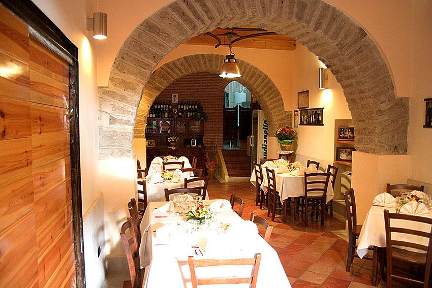 Osteria La Medioevale - Casertavecchia