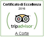 Certificato di Eccelenza Casertavecchia.net
