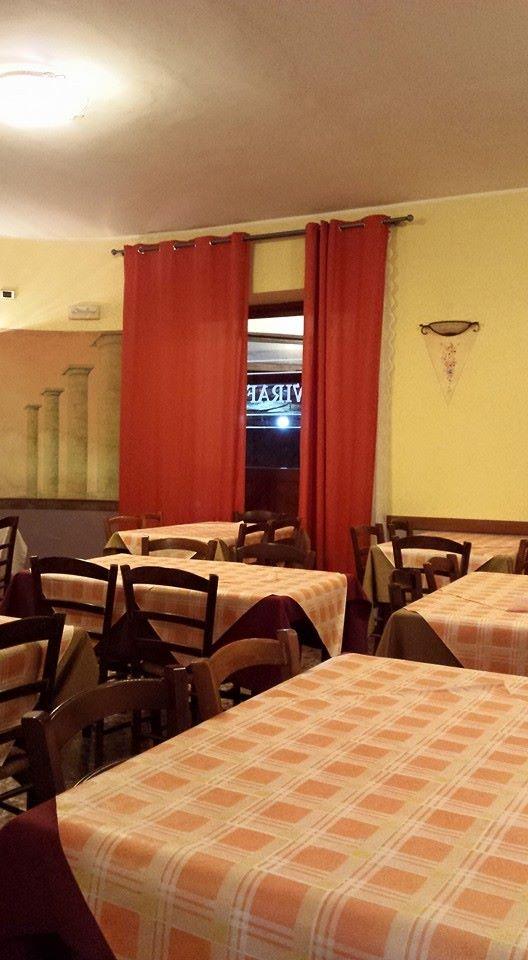 VIRAF Ristorante Pizzeria Caserta Vecchia