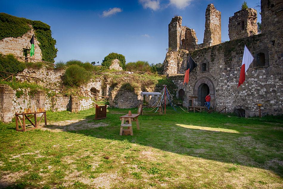 Castello di Casertavecchia
