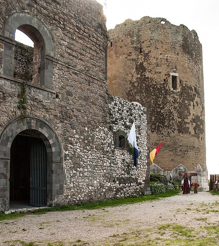 Torre dei Falchi Casertavecchia