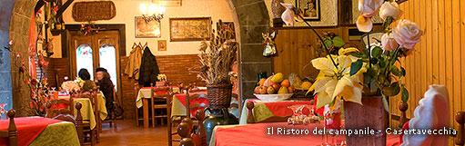 Ristorante bar pizzeria - Il campanile Caserta vecchia