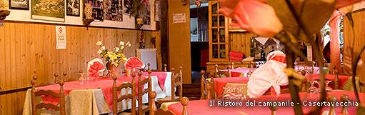 Il Campanile - ristorante pizzeria bar - Casertavecchia