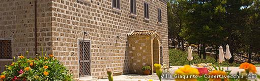 Villa Giaquinto - Casertavecchia