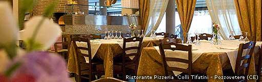 Ristorante Colli Tifatini - Pozzovetere (CE)