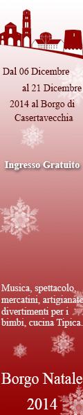 Natale al Borgo di Casertavcchia 2014